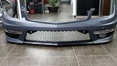 Бампер Mercedes W204 C63 AMG рестайлинг