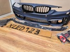 BMW F30 бампер передний M3 Look