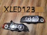 Комплект фар BMW E39 ANGEL EYES рестайлинг