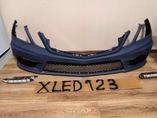 Mercedes W212 AMG e63 бампер передний
