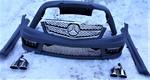 Обвес Mercedes W204 в стиле C63 AMG