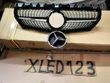 Решетка радиатора для Mercedes W117 в стиле Diamond style