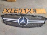 Решетка радиатора на Mercedes W205 в стиле C63 AMG
