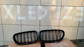 Решетки радиатора BMW E60 (ноздри) м5 раздвоенные